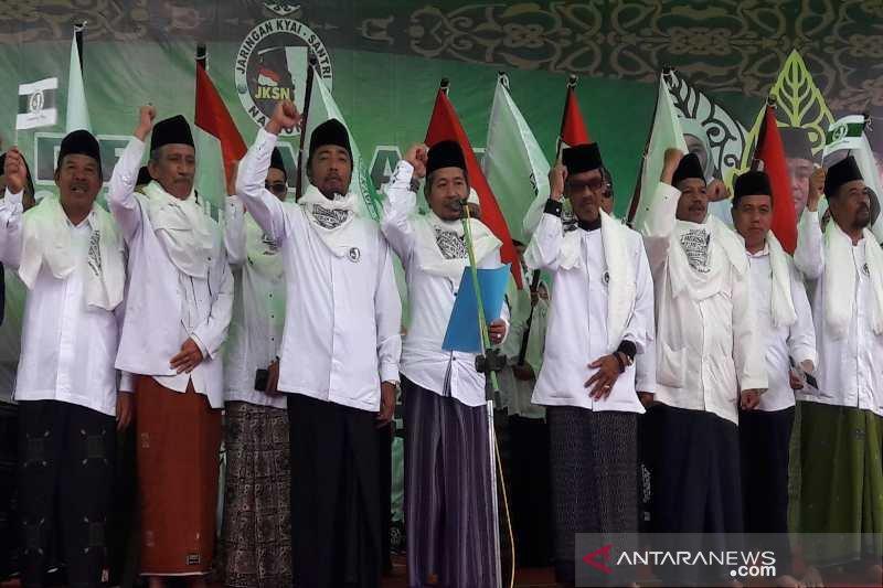 JKSN Temanggung targetkan Jokowi-Ma'ruf raih 80 persen suara