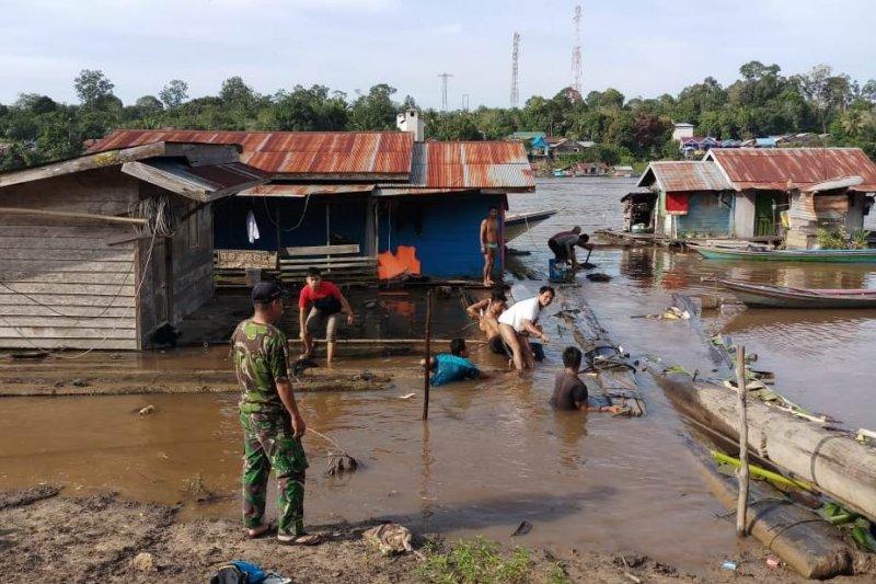 Warga Nihan Hilir tenggelam di Sungai Barito