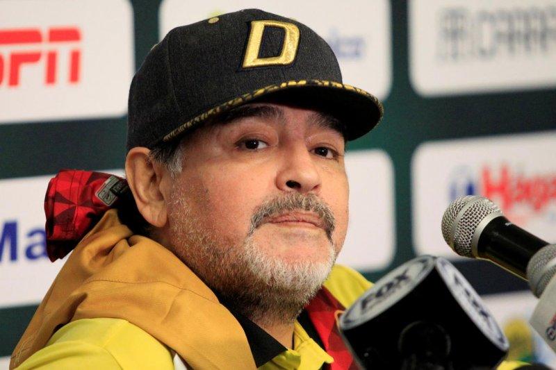 Maradona bakal akui secara hukum tiga anaknya di Kuba
