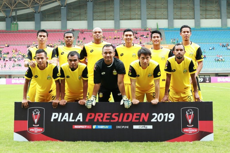 Bhayangkara FC rekrut dua legiun asing untuk tambah kekuatan