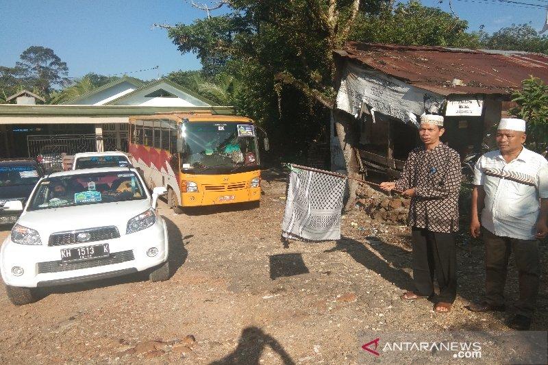 Ribuan warga Barito Timur hadiri haul Guru Sekumpul