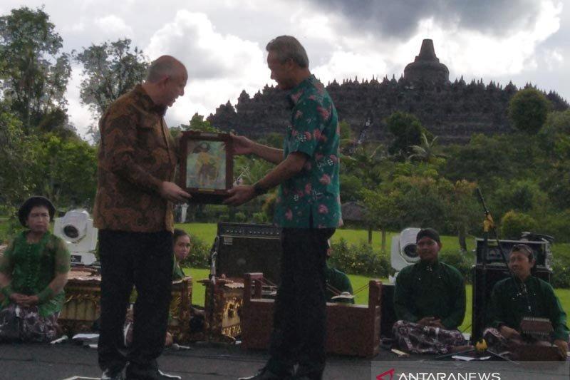 Kisah dari Borobudur gugah perang lawan TBC