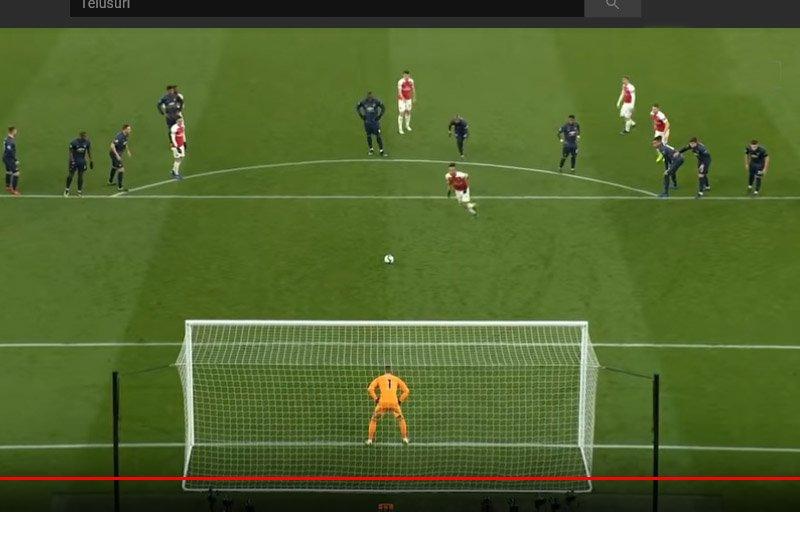 Arsenal hentikan catatan tak terkalahkan Solskjaer