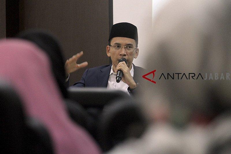 TGB tak ingin Pilpres menjauhkan sesama anak bangsa Indonesia
