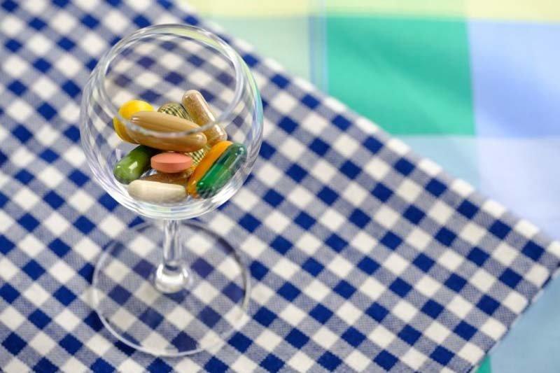 Benarkah suplemen juga berbahaya untuk tubuh?