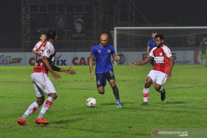 PSIS taklukkan Kalteng Putra 1-0