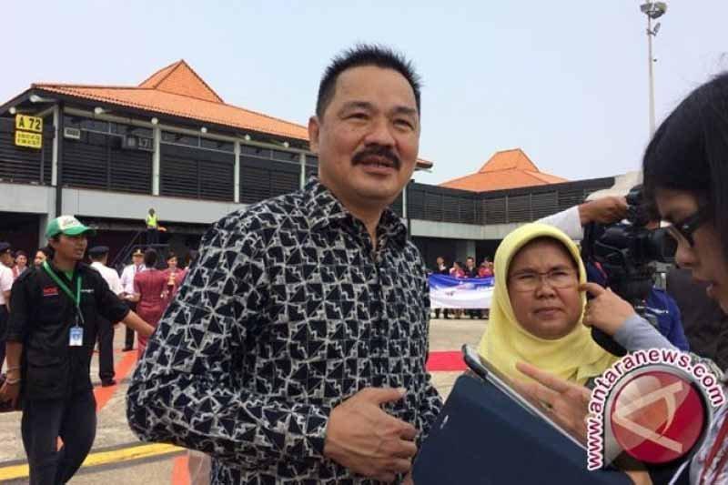 KPU-Bawaslu bertemu Dubes Malaysia Rusdi Kirana