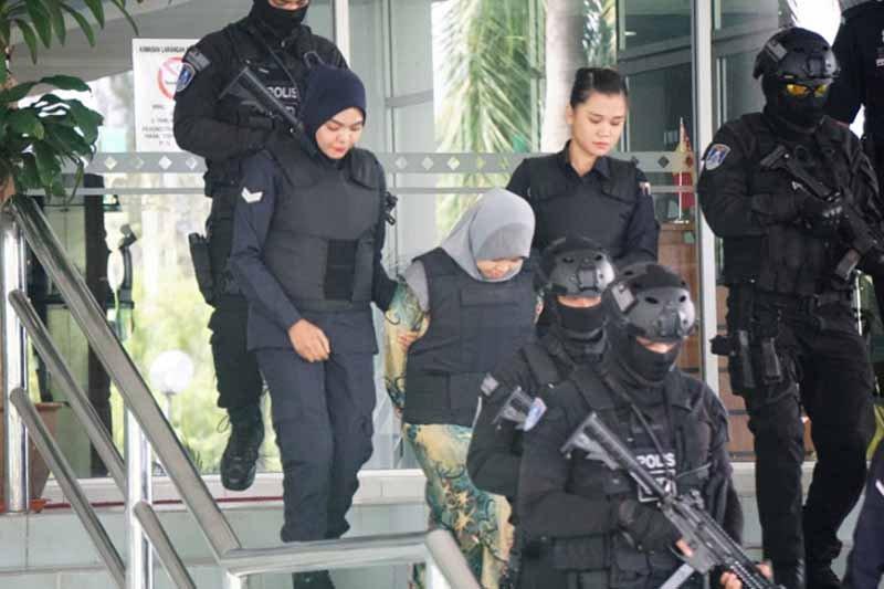 Siti Aisyah dibebaskan dari dakwaan membunuh kakak Kim Jong-Un