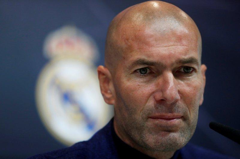 Kembali ke Madrid adalah pertaruhan reputasi Zidane