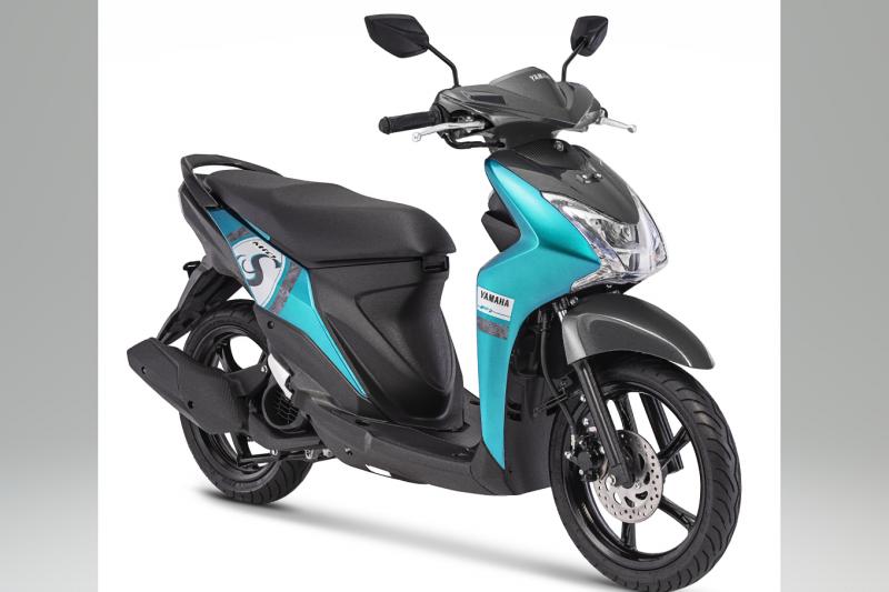 Warna baru Mio S dan aksesoris MT-15 dari Yamaha