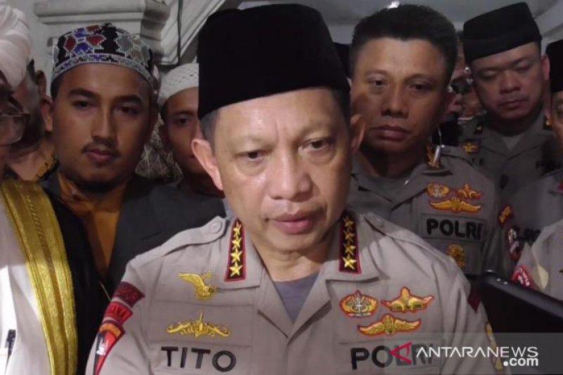 Aksi Terduga teroris di Sibolga Berkaitan dengan Pemilu?