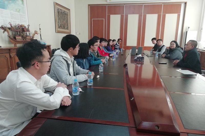 165 mahasiswa China bersaing rebut Dharmasiswa Indonesia