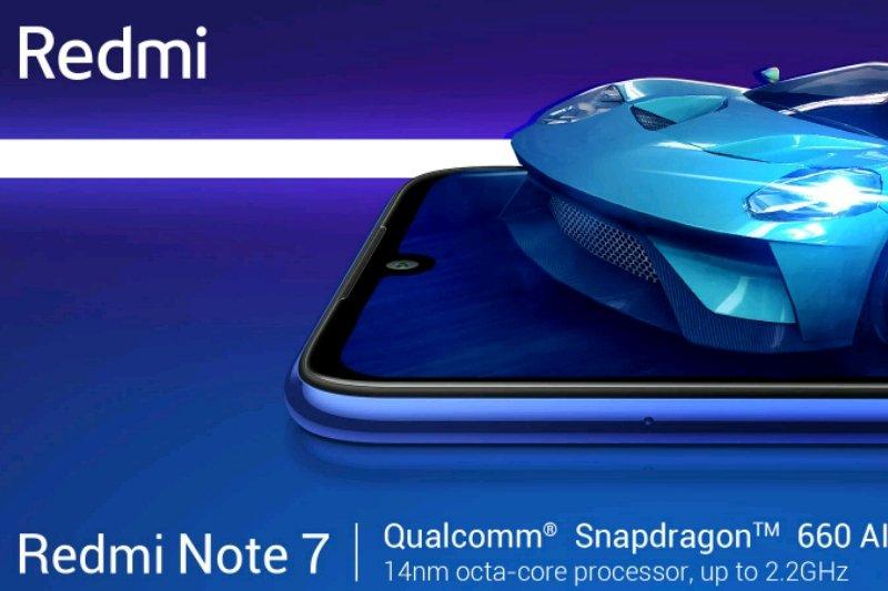 Redmi Note 7 resmi dibawa ke Indonesia, ini kisaran harganya