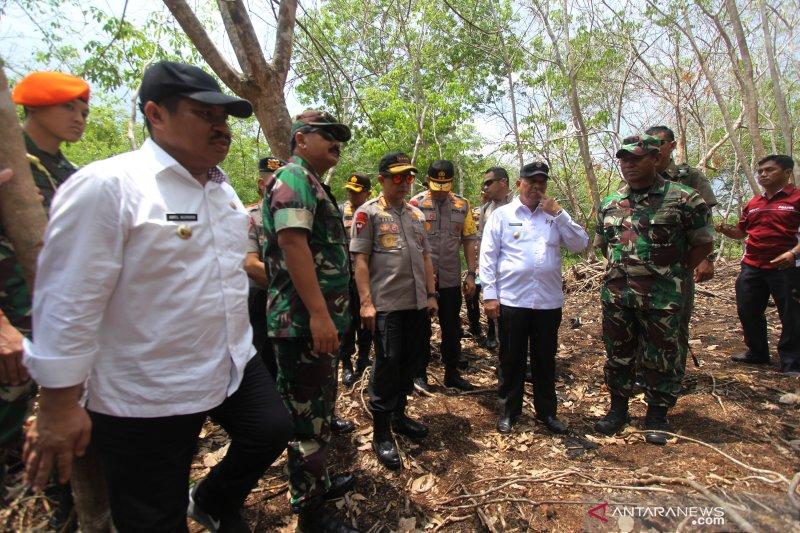 Kodim Dumai dorong warga manfaatkan lahan tidur untuk cegah kebakaran lahan