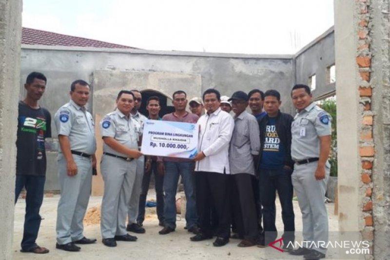 Jasa Raharja Riau alokasikan Rp100 juta untuk sarana ibadah