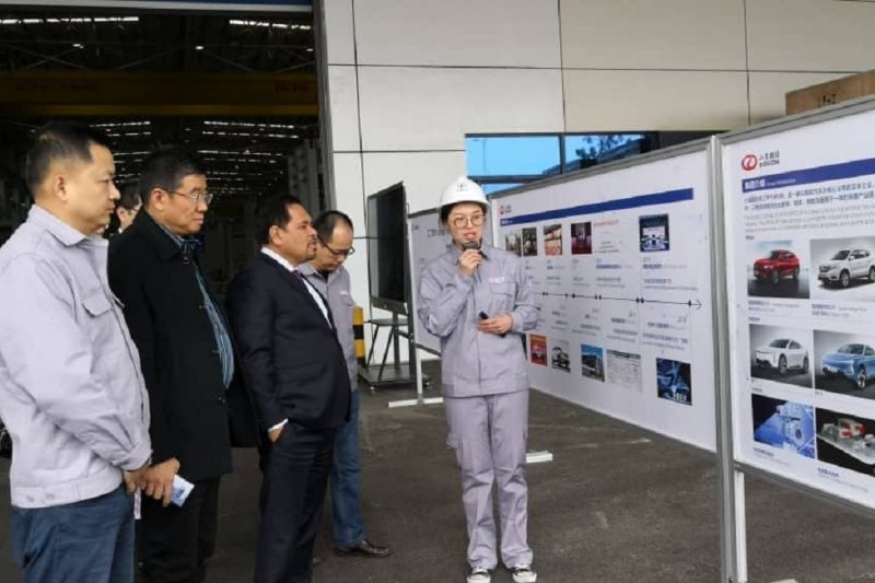 Dubes dorong Sokon kembangkan mobil listrik di Indonesia