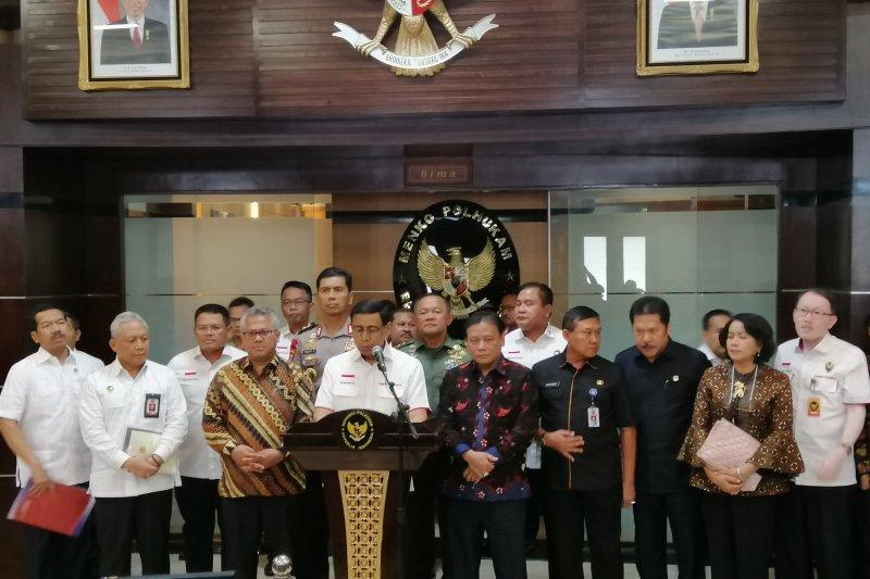Bantah Ada Kerusuhan Jelang dan Pasca Pemilu, Wiranto: Masih Terkendali