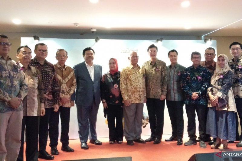 Dua dubes lantik pengurus baru Perkumpulan Persahabatan Indonesia-Korea