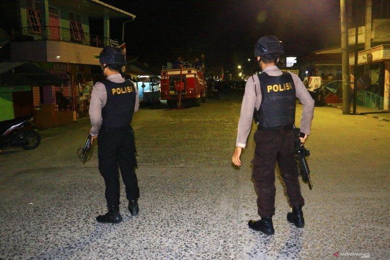 Puluhan bom ditemukan di rumah terduga teroris Sibolga