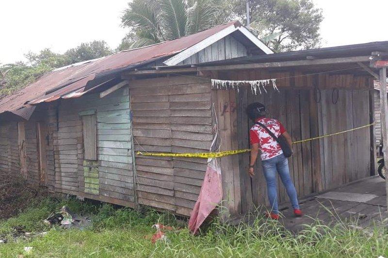 Seorang pria tidak dikenal nyaris bakar bengkel milik warga