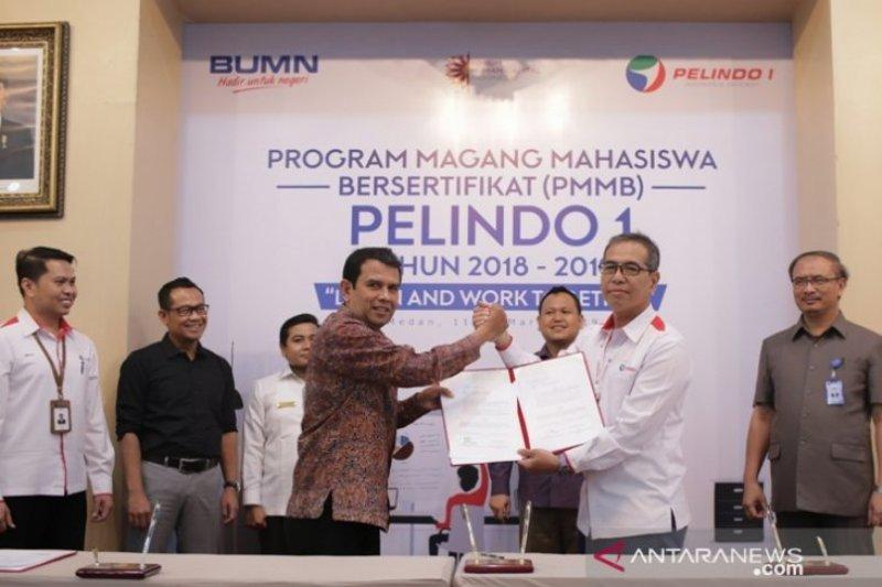 Kerja sama Pelindo bangun aplikasi berbasis digital