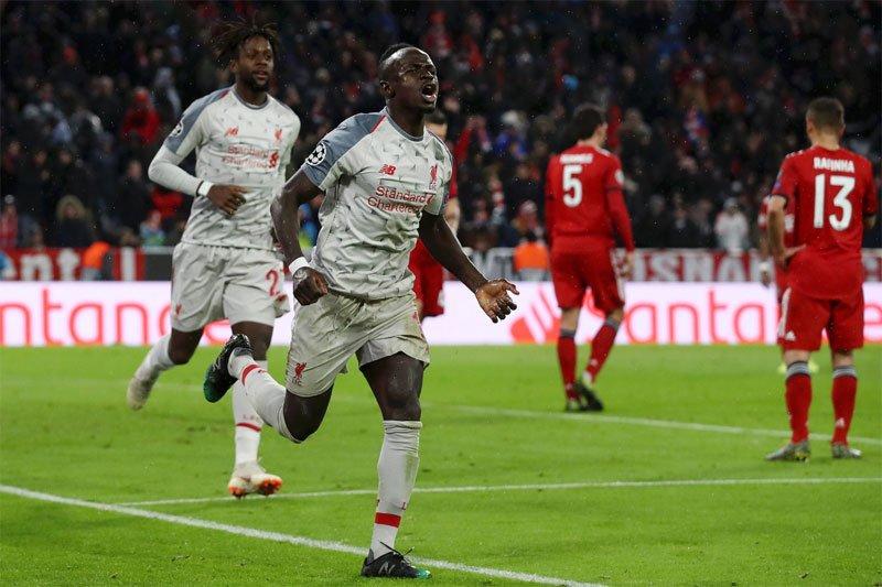 Liverpool melaju ke perempat final