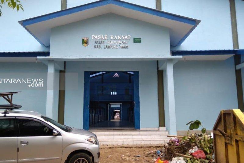 Pasar Pekalongan di Lampung Timur Pasar Rakyat Terbaik Hasil Revitalisasi