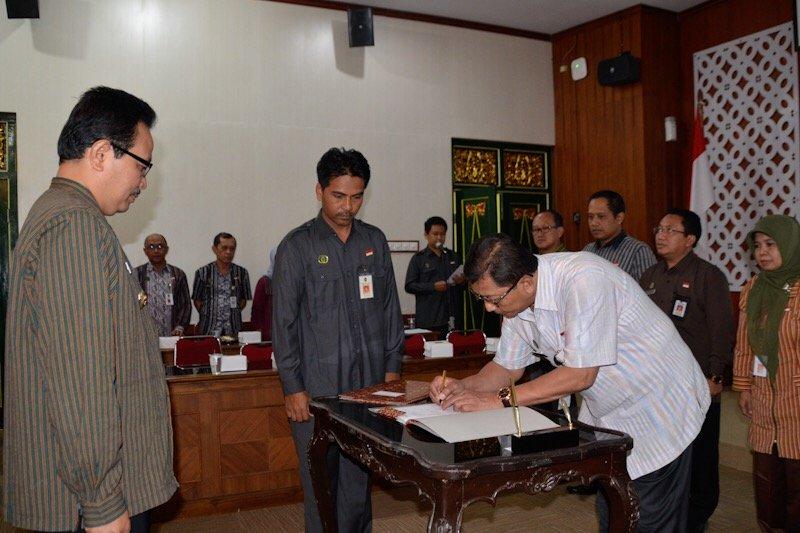 Jabatan Kepala Dinas Pengendalian Penduduk paling diminati di Yogyakarta
