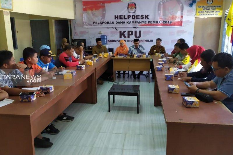 KPU Inhil siapkan 300 petugas pelipat kertas suara