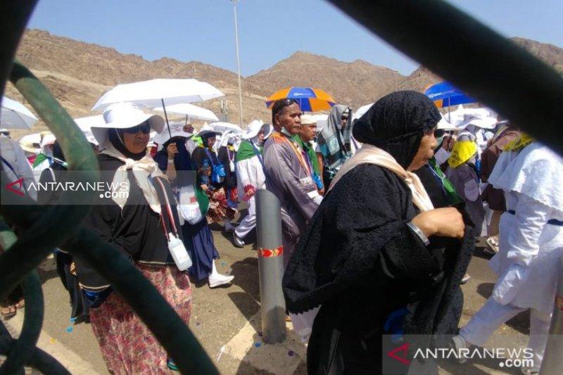 Jamaah haji diingatkan agar waspada ancaman sengatan panas