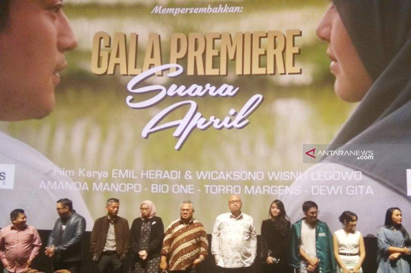 Film Suara April salah satu cara KPU sosialisasikan Pemilu 2019