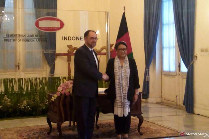 Indonesia Minta Dukungan Afghanistan untuk Keanggotaan Dewan HAM