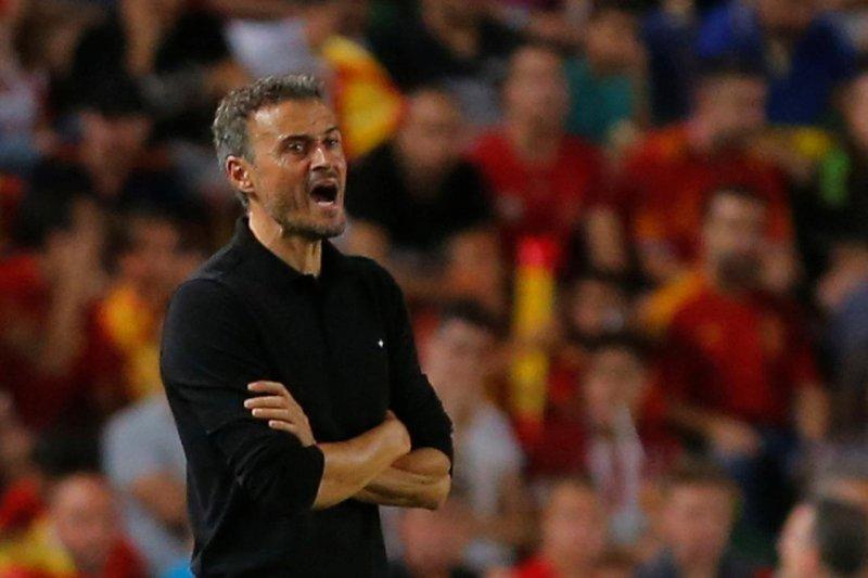 Luis Enrique resmi kembali latih timnas Spanyol