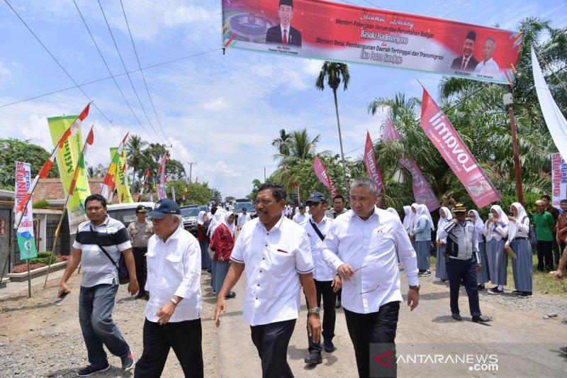 Angka kemiskinan tinggi, Mendes prioritas benahi Bengkulu
