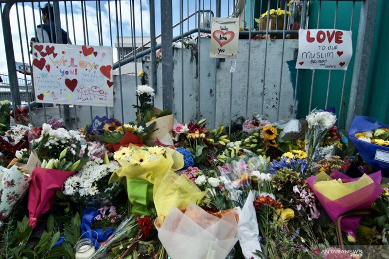 Brenton Tarrant, pelaku penembakan di masjid, divonis seumur hidup