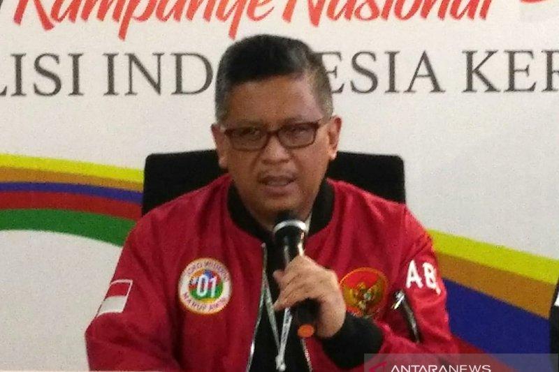 TKN: pakaian putih Jokowi-Ma'ruf simbol kebersihan nurani