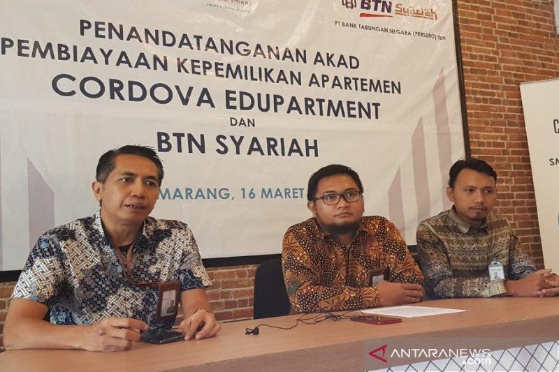 Cordova Edupartment dan BTN Syariah berikan kemudahan konsumen miliki apartemen