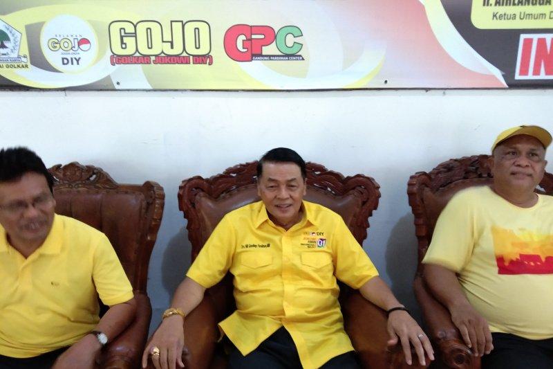 Relawan Golkar Jokowi DIY adakan sosialisasi Pemilu 2019