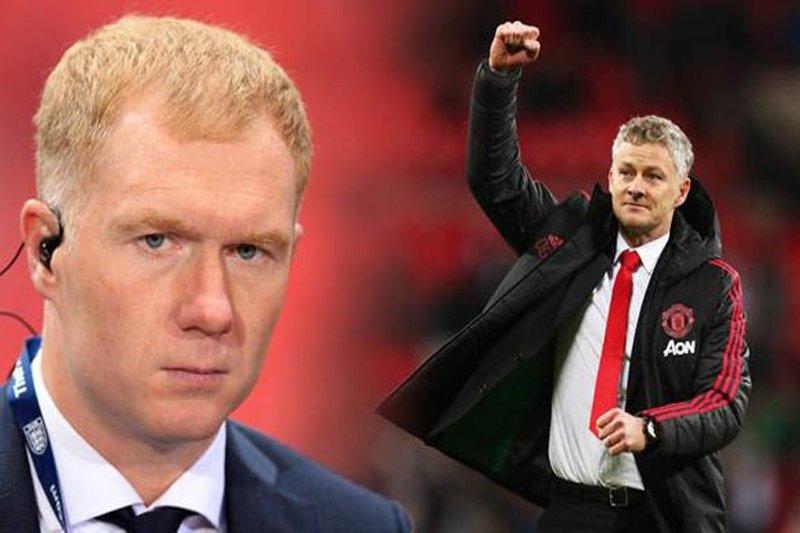 Tingkatkan performa Manchester United, Solskjaer panggil Scholes