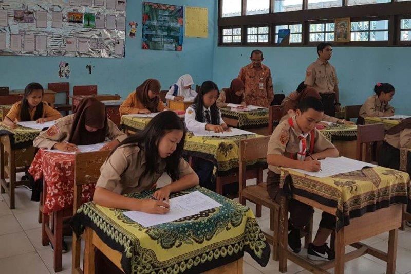 16 SMP/MTs di Barito Utara ikuti OSN