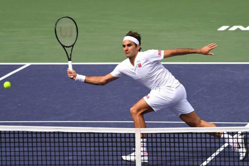 Federer: Penting memenangi pertandingan pertama di rumput
