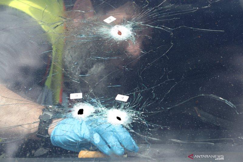 Kasus penembakan oleh warga Palestina di Tepi Barat
