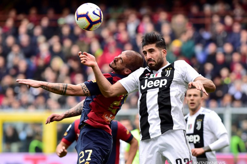 Emre Can merasa dibohongi  pelatih Juventus
