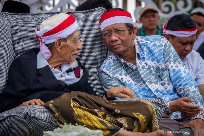 Tokoh NU KH Maimun Zubair wafat di Mekkah