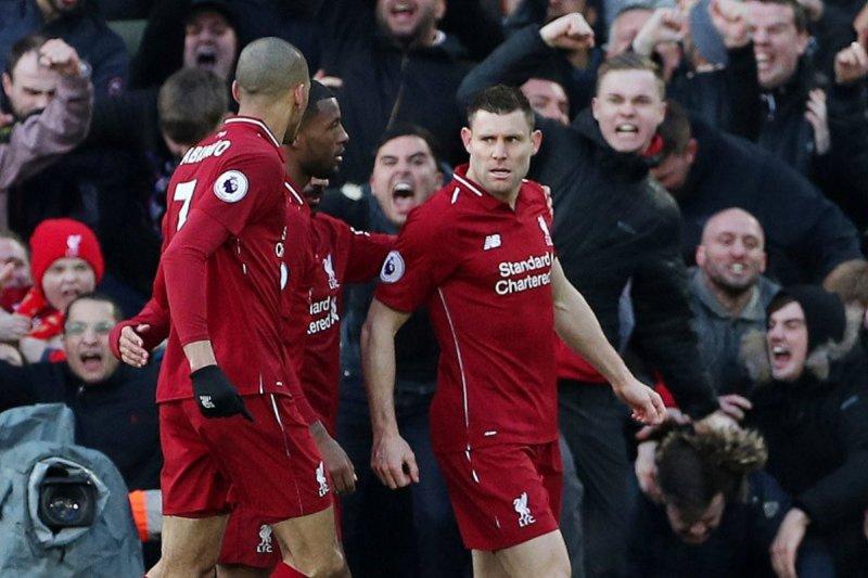Liverpool kembali ke posisi puncak usai taklukkan Fulham