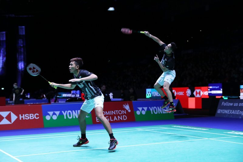 Fajar-Rian amankan perempat final Asia Mixed Team