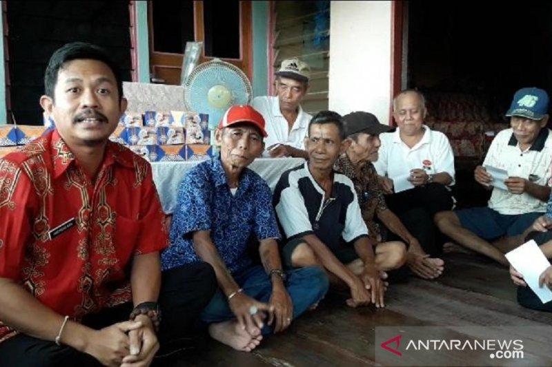Relawan Demokrasi sosialisasi Pemilu 2019 di permukiman transmigrasi