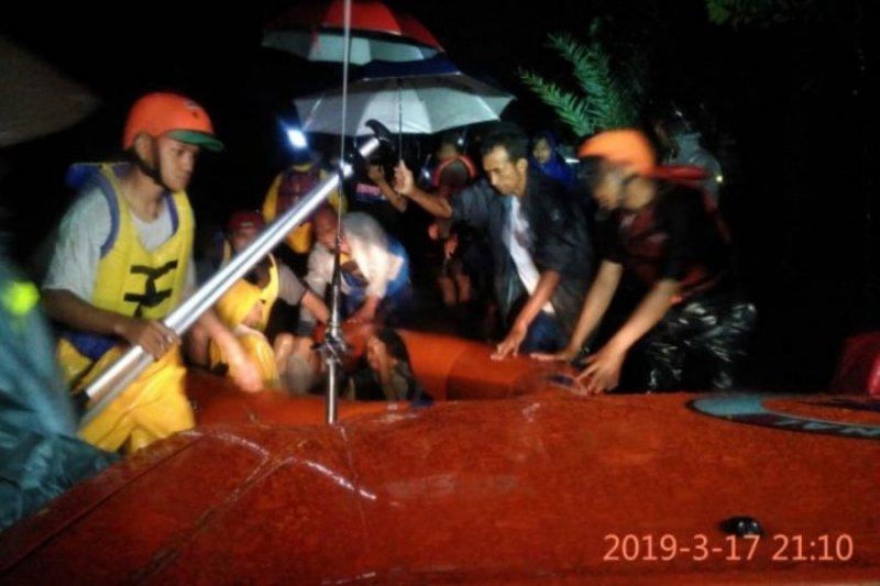 BNPB : waspadai banjir dan longsor dua hari ke depan