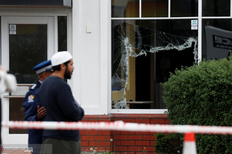 Warga Turki  selamat dalam penembakan di Selandia Baru