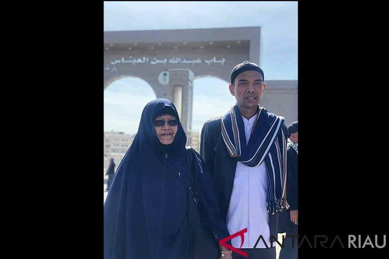 Ibunda Ustaz Abdul Somad meninggal dunia, Bupati Bengkalis ucapkan bela sungkawa